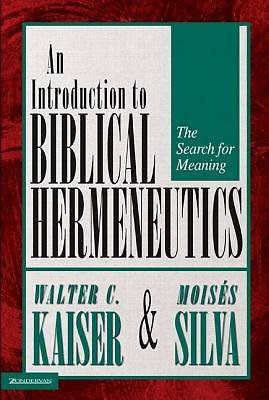 An Introduction to Biblical Hermeneutics