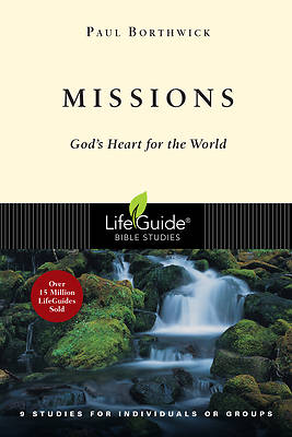 Picture of LifeGuide Bible Study - Missions