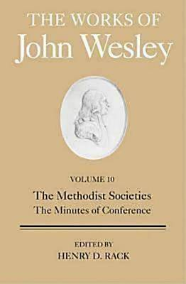 Picture of The Works of John Wesley Volume 10