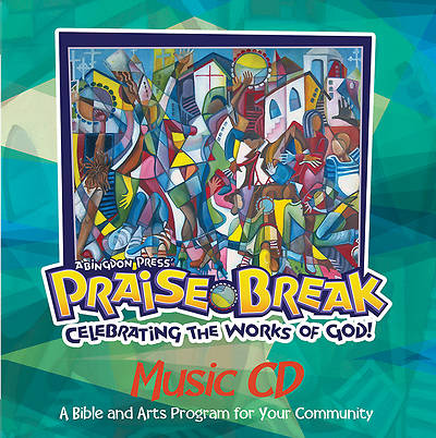Vacation Bible School (VBS) 2014 Praise Break Music CD