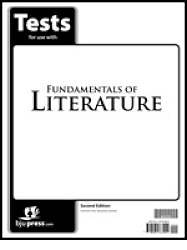 Fundamentals of Literature Grade 9 Tests 2nd Edition