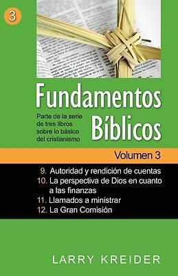 Picture of Fundamentos Bíblicos Volumen 3