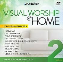 Picture of Visual Worship @ Home, Volume 2