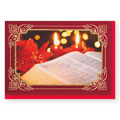 Picture of Love Our Savoir Handmade Boxed Christmas Cards - Pack of 12