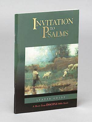 Picture of Invitation to Psalms: Leader Guide