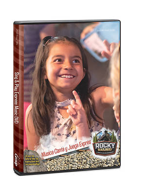 Picture of Sing & Play Express Music DVD (Spanish for Bilingual Edition)