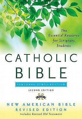 Catholic Bible-Nabre-Personal Study