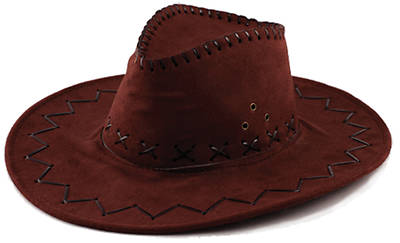 Gospel Light Vacation Bible School 2013 SonWest RoundUp Adult Micro Suede Cowboy Hat