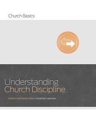 Picture of Understanding Church Discipline