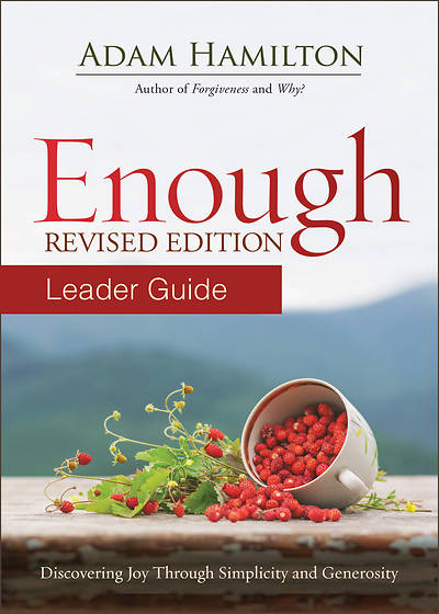 Picture of Enough Leader Guide Revised Edition - eBook [ePub]