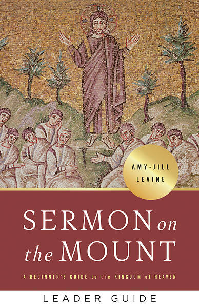 Picture of Sermon on the Mount Leader Guide
