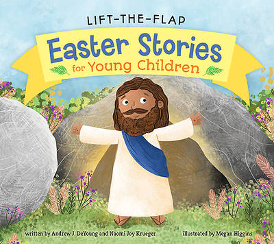 Picture of Lift-The-Flap Easter Stories for Young Children