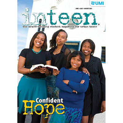 Picture of UMI Inteen Student Magazine Summer 2021