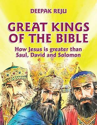 Great Kings of the Bible