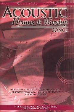 Acoustic Hymns and Worship Songs CD Preview Pak