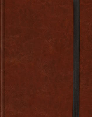 ESV Single Column Journaling Bible (Cordovan)