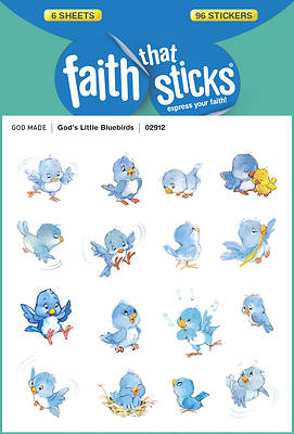 Picture of God's Little Bluebirds