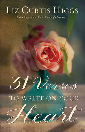 Picture of 31 Verses to Write on Your Heart
