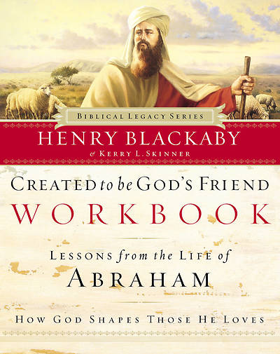 Created to Be Gods Friend Workbook