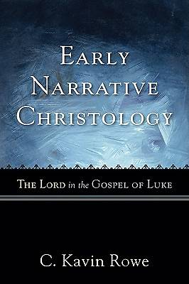 Early Narrative Christology