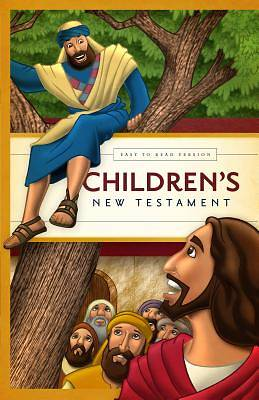 Childrens Illustrated New Testament