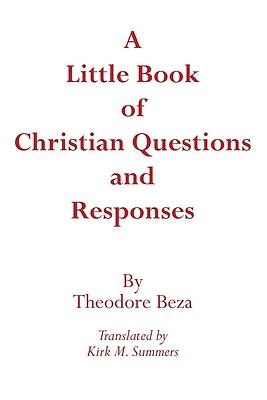 Picture of A Little Book of Christian Questions and Responses