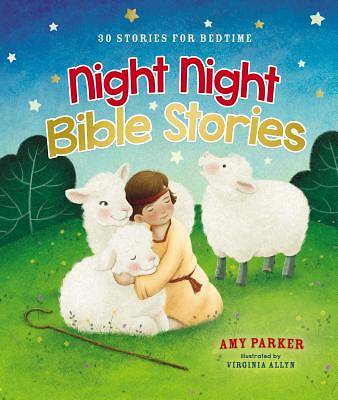 Picture of Night Night Bible Stories