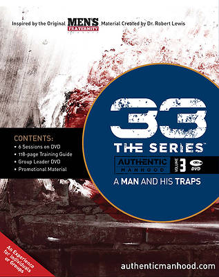 33 the Series - A Man and His Traps [Vol 3] (DVD Leader Kit)