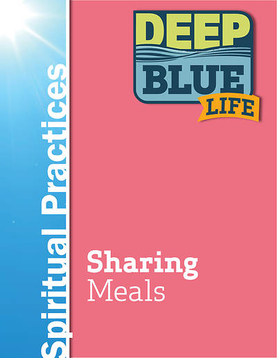 Picture of Deep Blue Life: Sharing Meals Word Download