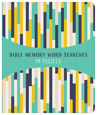 Picture of Bible Memory Word Searches