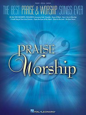 Picture of The Best Praise & Worship Songs Ever