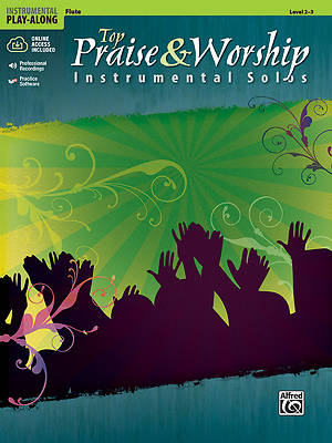 Picture of Top Praise & Worship Instrumental Solos