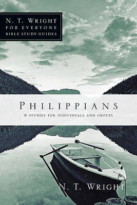 Picture of N. T. Wright for Everyone Bible Study Guides - Philippians