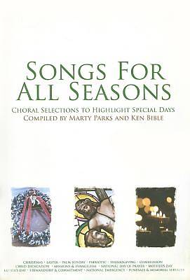 Songs for All Seasons Choral Book