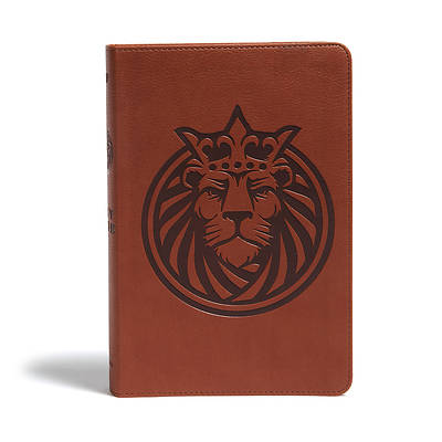 Picture of KJV Kids Bible, Lion Leathertouch