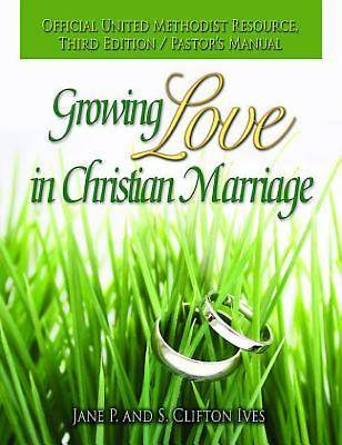 Picture of Growing Love in Christian Marriage Third Edition - Pastor's Manual