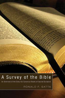 Picture of A Survey of the Bible