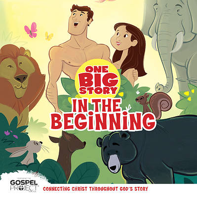 Picture of In the Beginning, One Big Story Board Book
