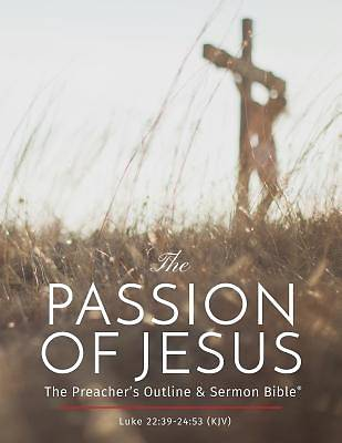 Picture of Passion KJV