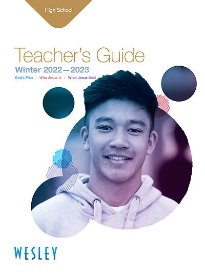 Wesley High School Teachers Guide Winter