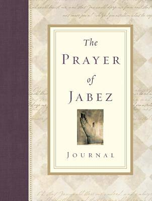 Picture of The Prayer of Jabez Journal