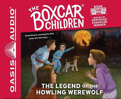 The Legend of the Howling Werewolf (Library Edition)