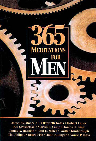 365 Meditations for Men [Adobe Ebook]