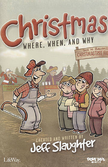 Christmas - Where, When, and Why Accompaniment CD (Stereo/Split-track)
