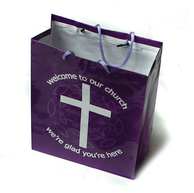 Welcome to Our Church Gift Bags