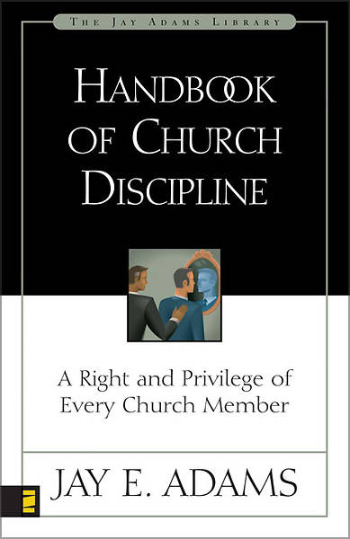 Picture of Handbook of Church Discipline