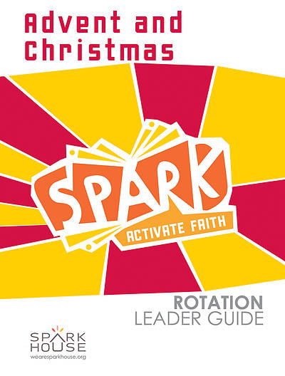Picture of Spark Rotation Advent and Christmas Leader Guide