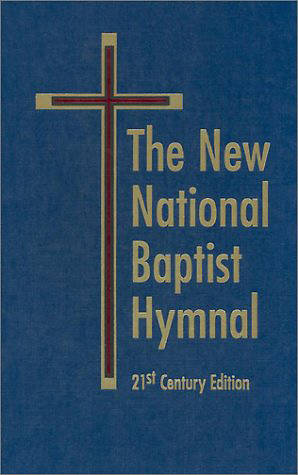Picture of New National Baptist Hymnal Blue