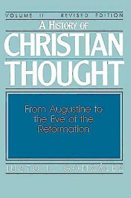 A History of Christian Thought Volume II - eBook [ePub]