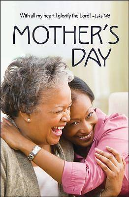Mother & Daughter Mothers Day Bulletin (Pkg of 50)